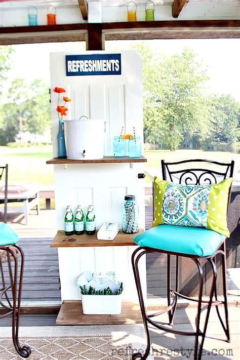 diy drink stations  idea room