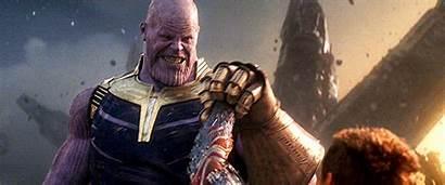 Thanos Tony Iron Vs Stark Infinity War