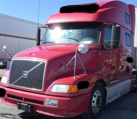 volvo semi truck for sale by volvo 780 2001 sleeper semi trucks