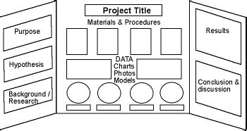 Diagram For Science Fair Project by Make A Display Board The 2011 Sunnyland Elementary
