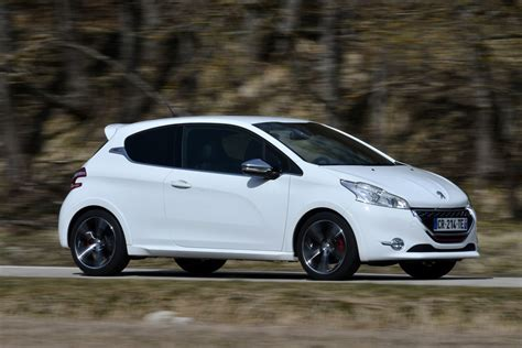 peugeot  gti hatchback review auto express
