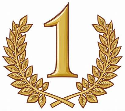 1st Place Clipart Clip Transparent Leaf Trophy