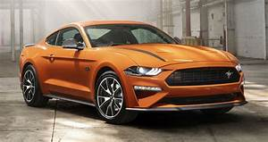 Next-gen Ford Mustang to get electrified V8 with AWD? - paultan.org