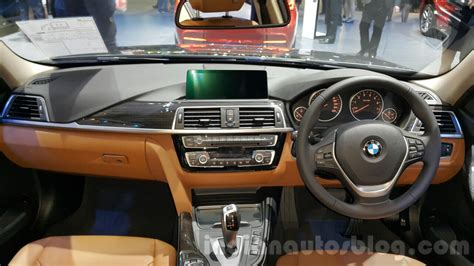 2016 bmw dashboard 2016 bmw 3 series motorshow focus 13 pics