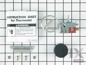 Oem Kitchenaid Wine And Beverage Cooler Thermostat Kit