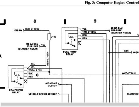 Fuel Wiring Diagram For F150 by Fuel Relay Wiring Diagram Fuse Box And Wiring Diagram