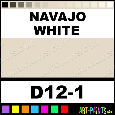 navajo white interior exterior enamel paints d12 1
