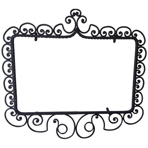 Wrought Iron Bathroom Mirror by Wrought Iron Mirrors Mirror Canada Bathroom Ideas