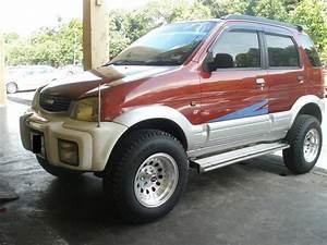Not Just A Perodua Kembara   Daihatsu Terios Workshop