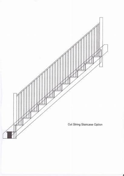 Side Staircases Stairs Staircase Stair Window Standard