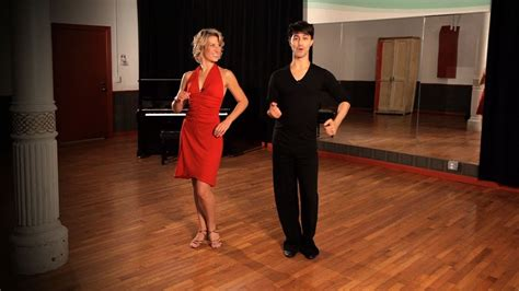 How To Do A by How To Do A Mambo Forward Back Step Ballroom