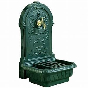Fontaine De Jardin En Fonte : fontaine renaissance fonte ~ Melissatoandfro.com Idées de Décoration