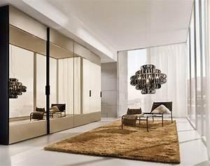 Kleiderschrank Mit Glastüren : 40 kleiderschrank ideen luxus und stil f r jeden geschmack ~ Whattoseeinmadrid.com Haus und Dekorationen
