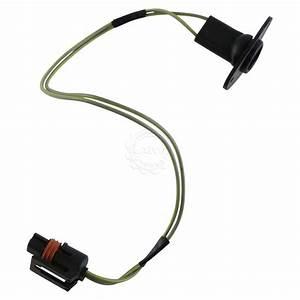 Dorman License Plate Light Wire Harness Rear For Dodge Ram