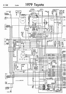 Wiring Diagram For 1979 Toyota Corolla