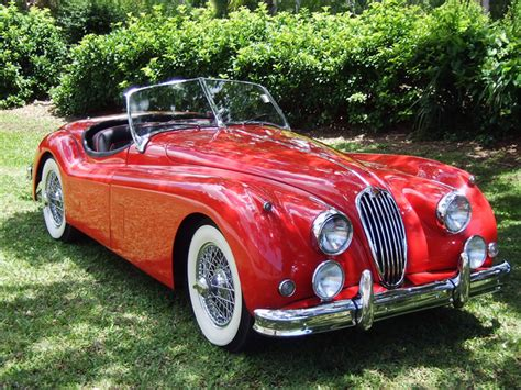 1956 Jaguar Xk 140 Roadster  Vintage Motors Of Sarasota Inc