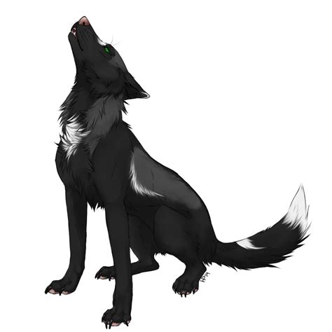 wolves colorful howl  riotappledeviantartcom