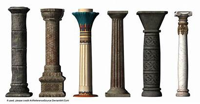 Column Styles Deviantart Columns 3d Deviant