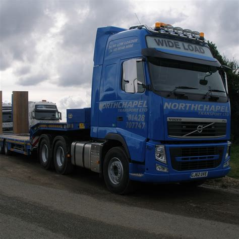 volvo trailer for fleet volvo fh trailers hiab support