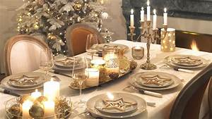 Decoration De Table Pour Noel 2018