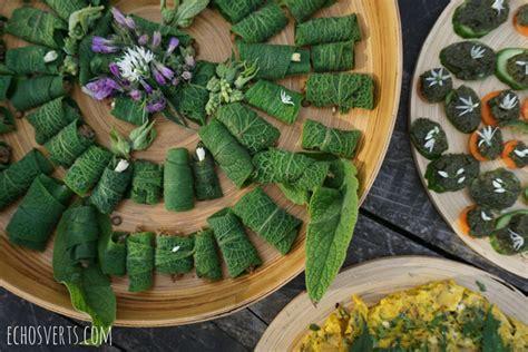 cuisine des plantes sauvages reconnaissance et cuisine des plantes sauvages mon stage