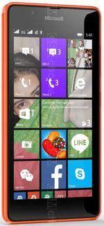 microsoft lumia 540 dual sim dane techniczne telefonu