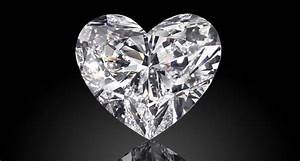 See the World's Largest Flawless Heart-Shaped Diamond