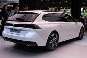 Peugeot 508 Hybrid Probleme : file peugeot 508 sw hybrid paris motor show 2018 img wikimedia commons ~ Medecine-chirurgie-esthetiques.com Avis de Voitures