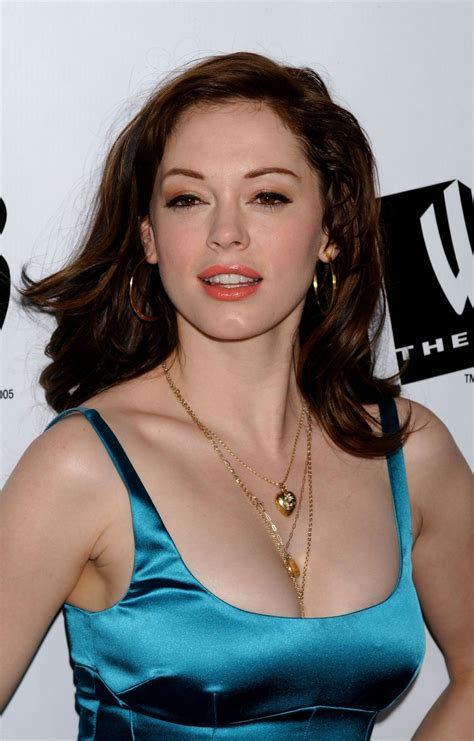 Rose McGowan Nude Leaked Pics and Videos - Celeb Masta