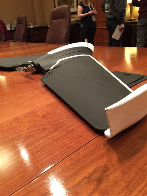 parrots newest drone  wings techcrunch