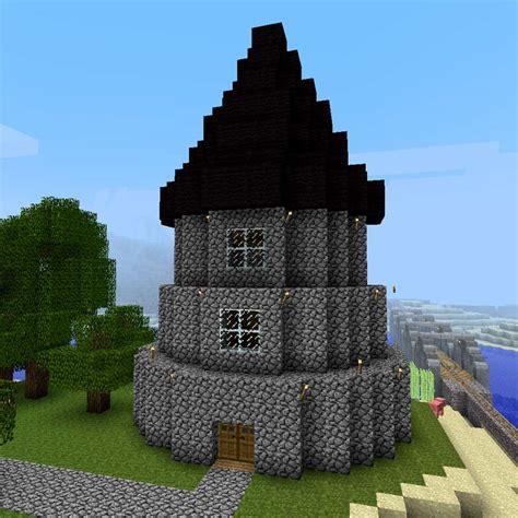 terraria wizard tower blueprints minecraft wizard tower