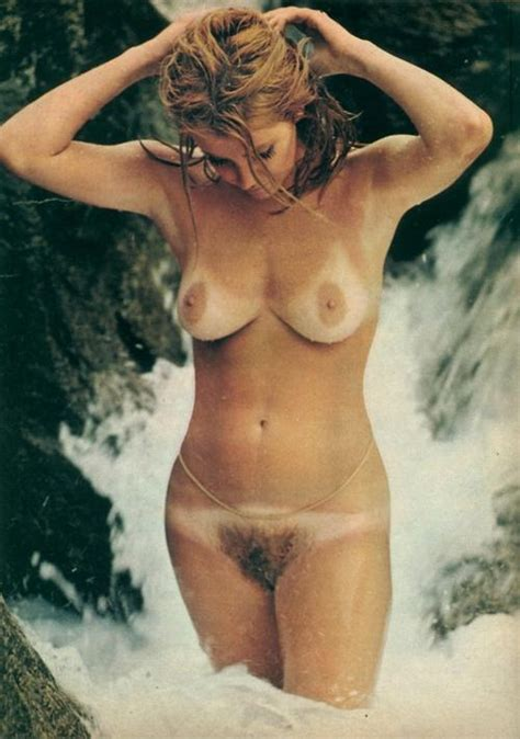 Suzanne Somers--classic shot, republished in Playboy - Xxx Photo