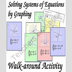 Best 20+ Systems Of Equations Ideas On Pinterest  Solving Algebraic Equations, Review Of