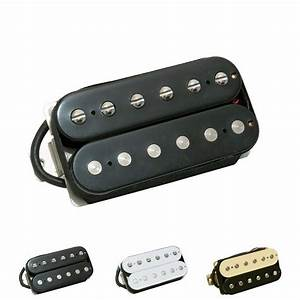 Artec Alnico V Humbucker Guitar Pickups With Adjustable