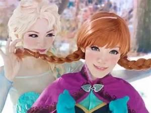 Disney Frozen Real Life/ Die Eiskönigin Cosplay