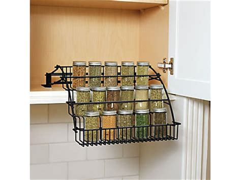 Pull Spice Rack By Rubbermaid by Spice Racks Rubbermaid