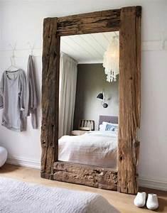 Große Spiegel Mit Rahmen : die besten 17 ideen zu gro e wandspiegel auf pinterest ~ Michelbontemps.com Haus und Dekorationen
