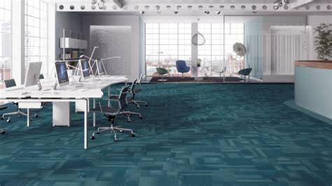 decoration room with commercial carpet tiles creative