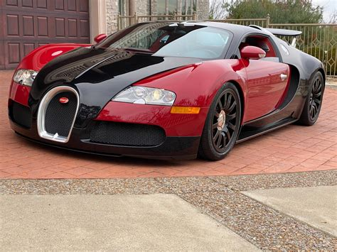 Think about that for a moment. 2008 Bugatti Veyron 16.4 Stock # 95132 for sale near Chicago, IL | IL Bugatti Dealer
