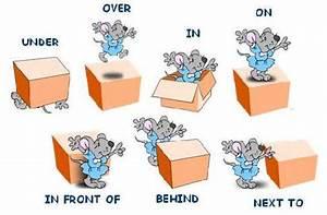 Prepositions - Language Guide - My English Language