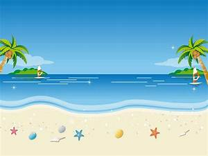Tropical Beach Vector illustration 1600*1200 18 - Wallcoo.net