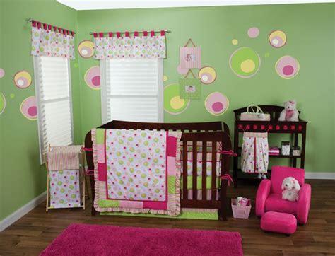 splash pink crib bedding pink  lime green crib bedding  nursery  pretty  pink