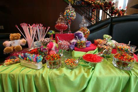 Candy Buffet Candy Buffets Pinterest