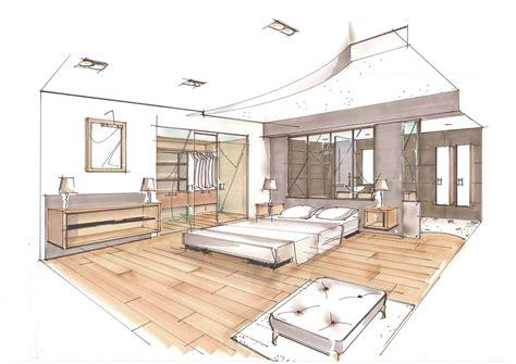 amenagement chambre 2 lits plan chambre parentale avec salle de bain best amenagement