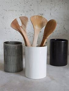 25 basta kitchen utensil holder ideerna pa pinterest With kitchen colors with white cabinets with canning jar candle holders