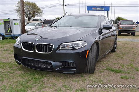 Bmw M5 Spotted In Charlotte, North Carolina On 04/06/2014