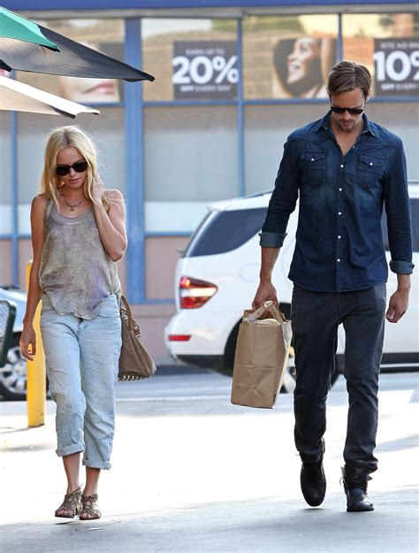 Pictures of Kate Bosworth and Alexander Skarsgard Out ...