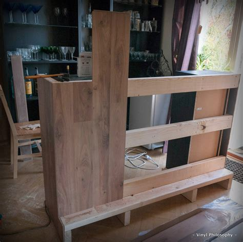 Diy Home Bar by Vinyl Philosophy Diy Home Bar Built From Ikea Stuff