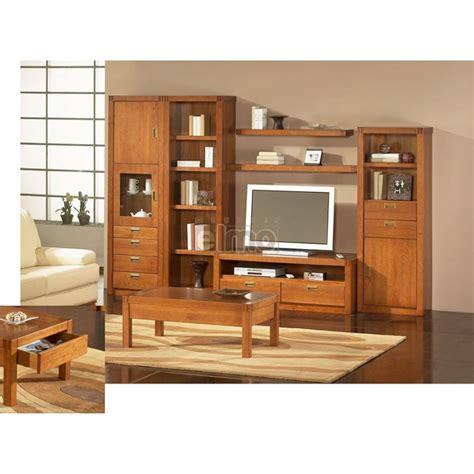 ensemble de table de cuisine composition living meuble télévision en merisier massif de