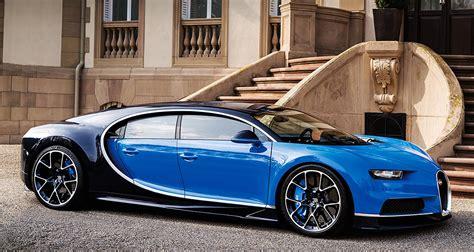 Fourdoor Bugatti Chiron Revealed